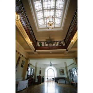Prep Front Hall