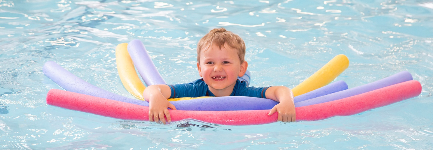 Top Banner Childrens Swimming Lessons