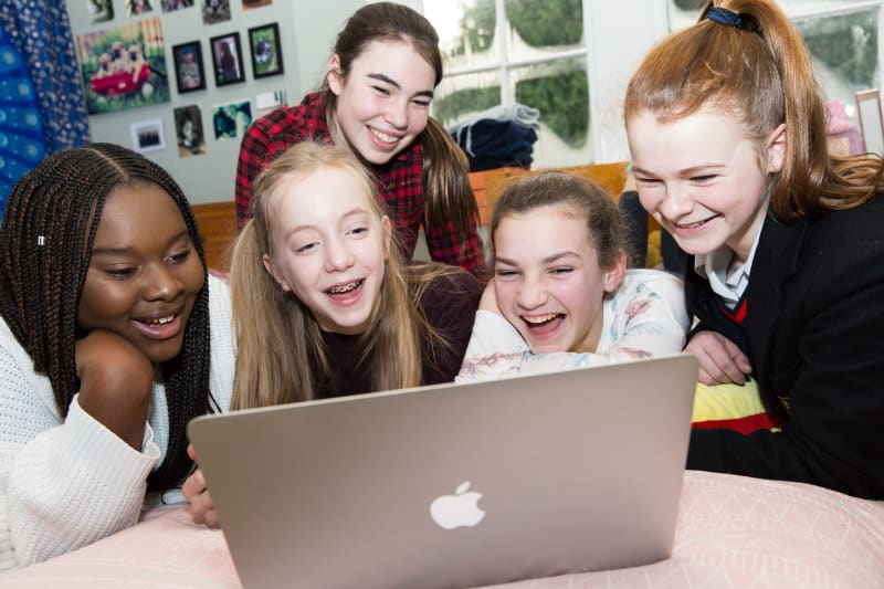 Mount Kelly Overseas Students