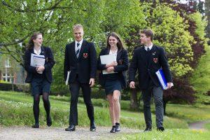 Mount Kelly Sixth Form Students